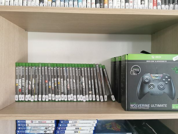 Gry Xbox One 360 PS3 PS4 PSP - Sklep
