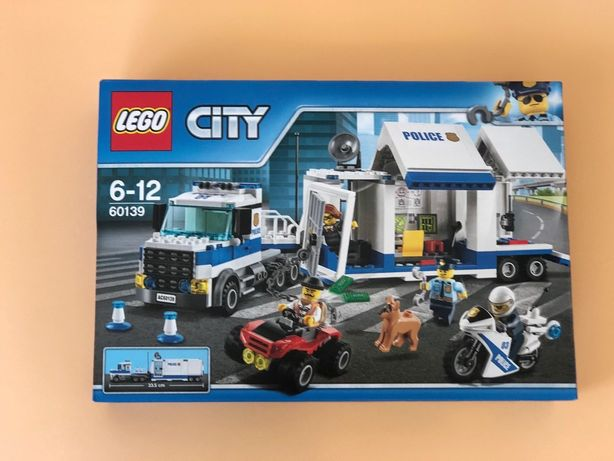 Конструктор LEGO City 60139