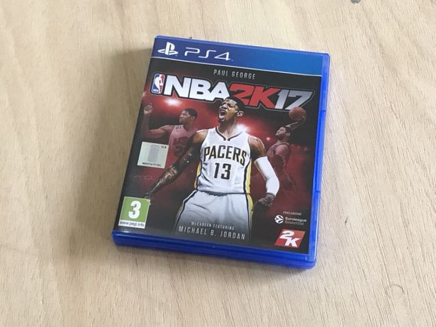 NBA2k 2017 ps4