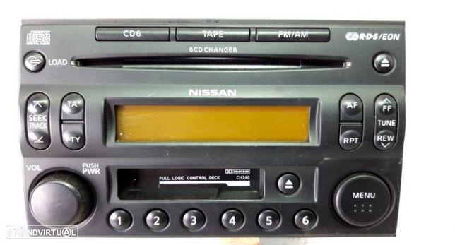Auto Radio Cd Nissan X-Trail (T30)