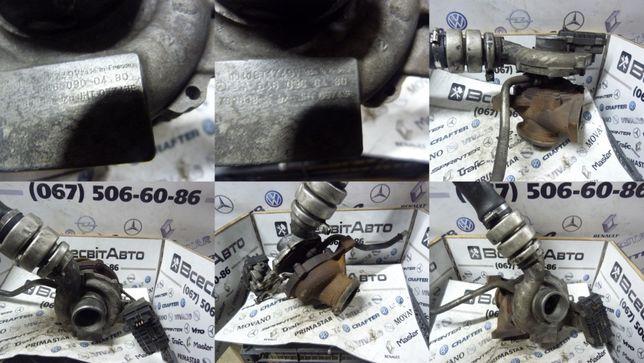Турбина 2,2 CDI Mercedes Sprinter 906 Vito W639 OM646 6460900480