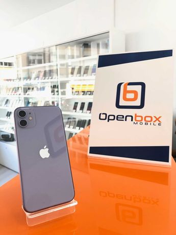 iPhone 11 128GB Lilás B - Garantia 12 meses