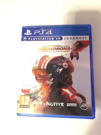 Star Wars Squadrons PL dubbing ps4/ps5/VR