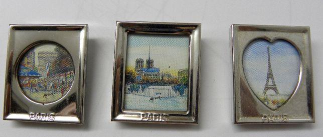 рамка для фото набор винтаж подарок Париж