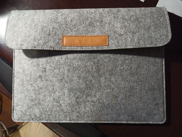 """Защитный чехол для ноутбука 13"""" любой модели из органического войлока"""