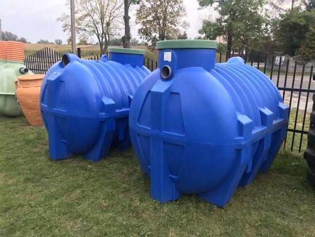 Zbiornik szambo,oczyszczalnia, deszczówka 3000l
