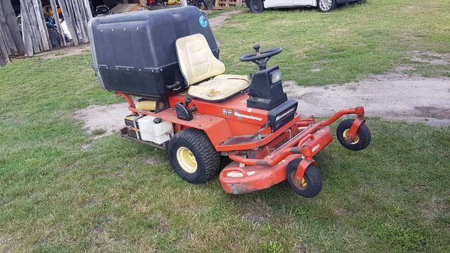 Traktorek kosiarka Hausmeister  Gianni Ferrari    SUPER STAN!!!