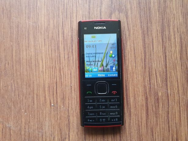 Nokia X2 - stan bdb - OKAZJA!!!
