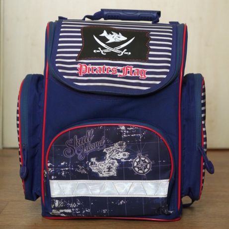 Школьный рюкзак ZiBi с ортопедической спинкой