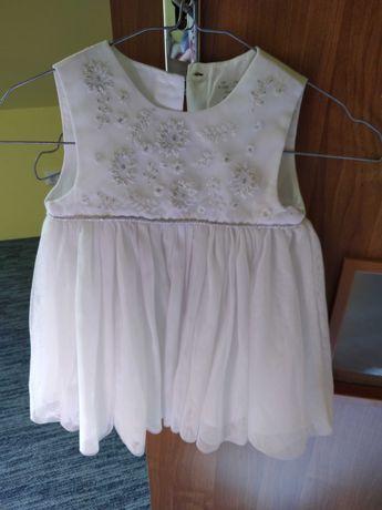 Sukienki dziewczynka r.80