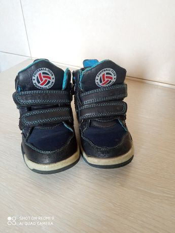 Ботинки Clibee 23-24 р, 15 см