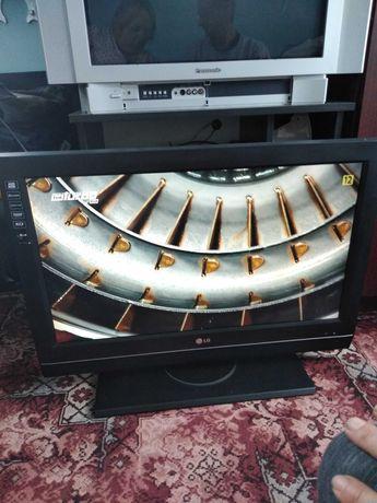 Telewizor LG uszkodzony