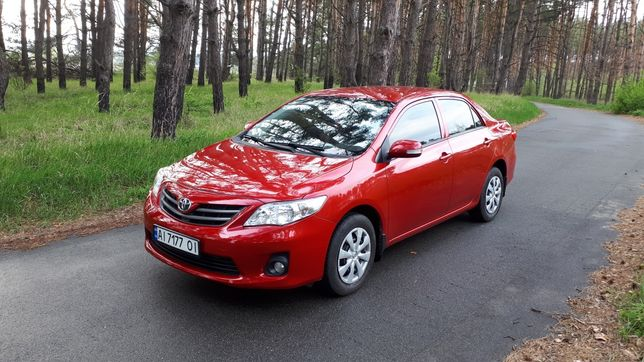 Toyota Corolla 2012 Oficial