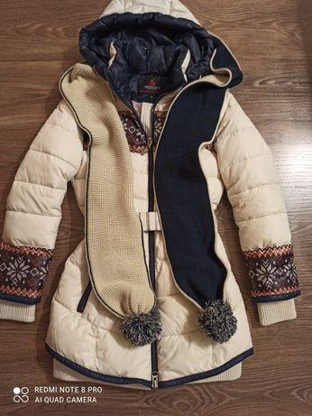Куртка-пуховик размер S