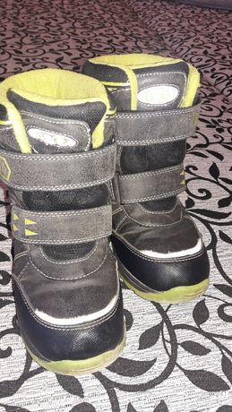 Состояние новых! Зимние термосапоги, сапожки, ботинки 30 размер