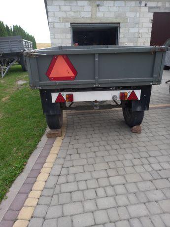 Przyczepa rolnicza- wóz