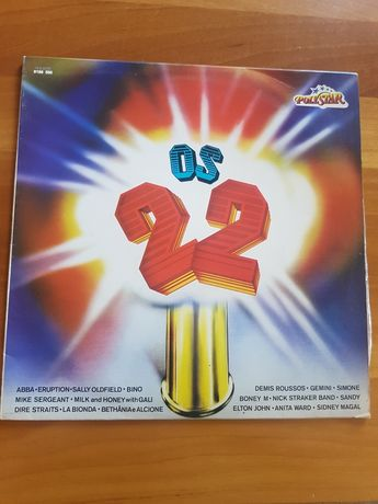 "Disco vinil (LP) Poly Star ""Os 22"""