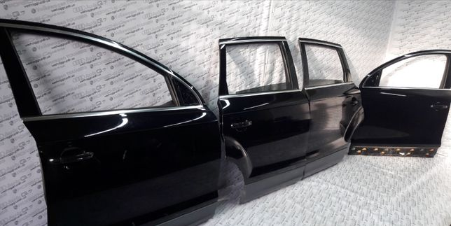 Дверь Двери передняя/задняя, левая/правая Audi Q7 Ку7 Кю7 2006 - 2015