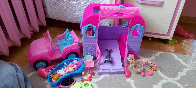 Kacper Barbie i akcesoria