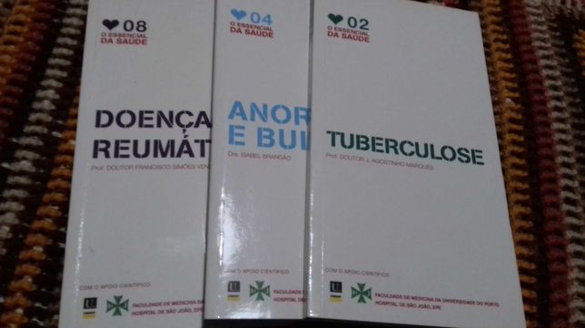 Livros o essencial da saúde