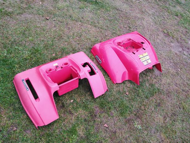 Traktorek kosiarka honda castel garden plastik pod siedzenie oslona