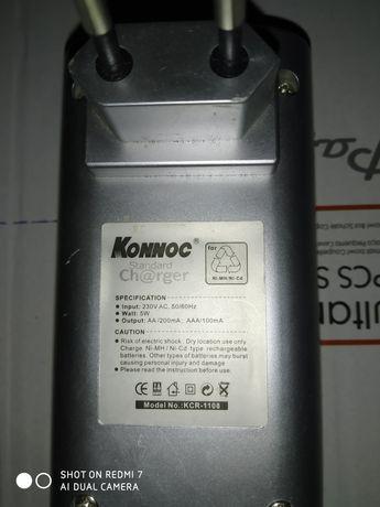 Зарядка 1.2в для батарейок