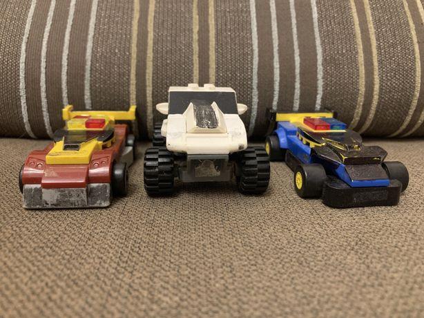 Машинки Лего из МакДональдса