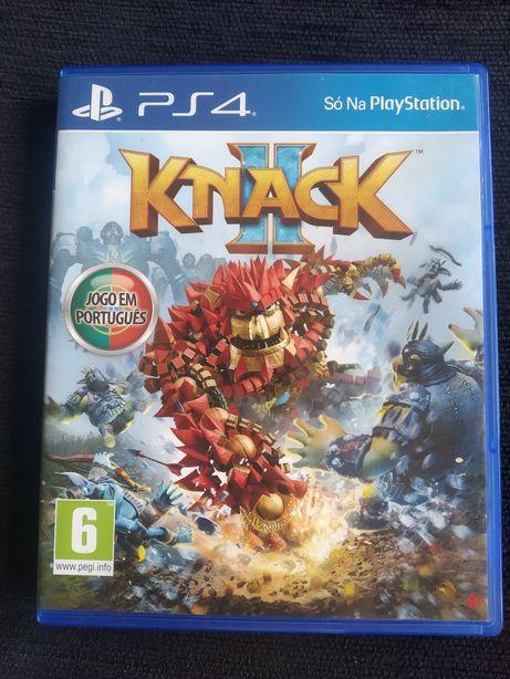 Knack 2 - jogo PS4