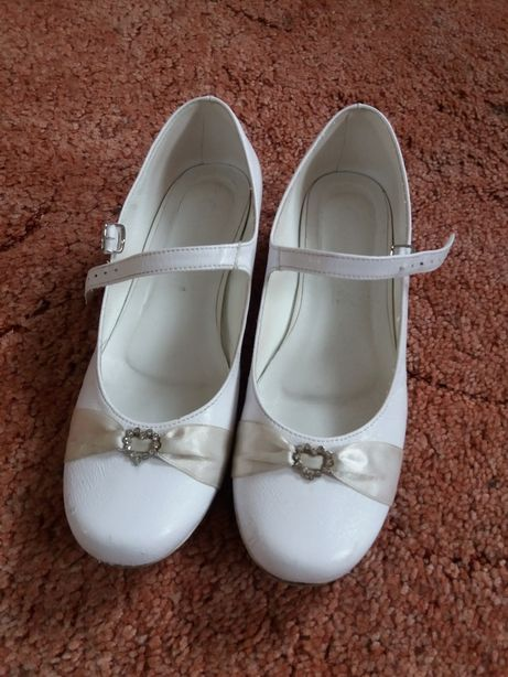 Buty komunijne dziewczęce roz. 35 Gamabut