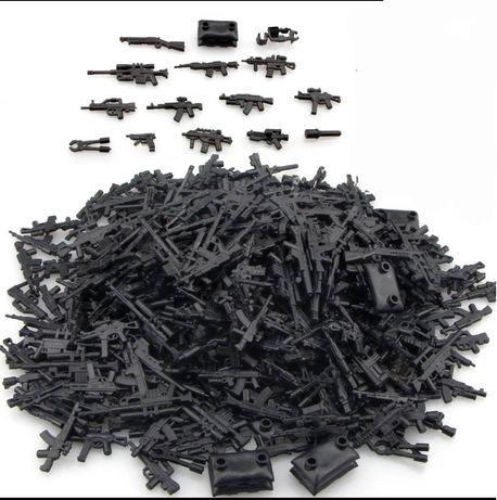 Nowa broń dla figurek Lego różne rodzaje