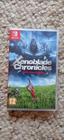 XENOBLADE CHRONICLES: Definitive Edition - Nintendo Switch, gra!