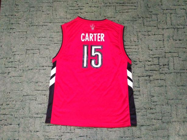 Баскетбольная майка НБА Джерси NBA Jersey Carter Toronto винтаж