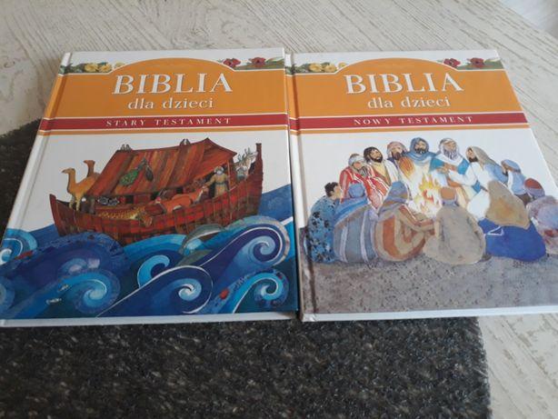 Biblia nowy i stary testament dla dzieci