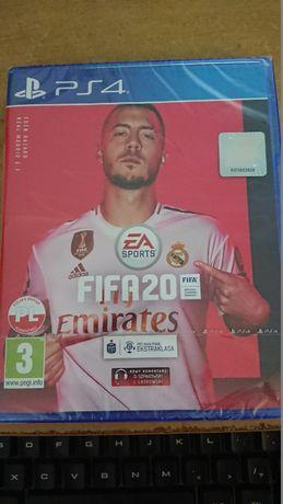 FIFA 20 PS4 +FIFA 20 FUT Steelbook