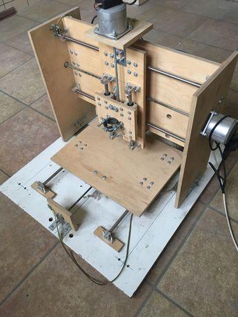 Frezarka 3D  drukarka wypalarka