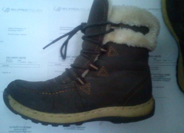 Сапоги, ботинки, сапожки для девочки на зиму, демисезонные, размер 36