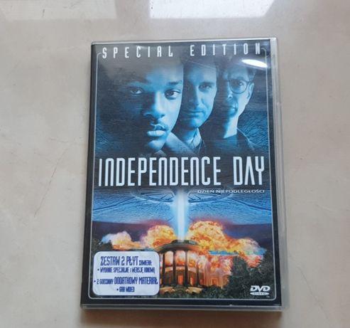 film dvd Dzień Niepodległości wydanie dwu plytowe