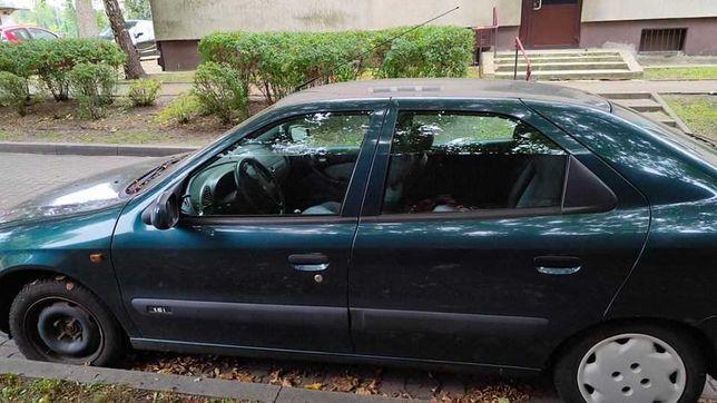 Samochód Citroen xsara
