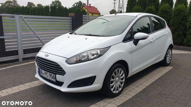 Ford Fiesta 1,3. 85KM, Benzyna, Serwis,Zadbany,Bezwypadkowy, Idealny Stan 100%