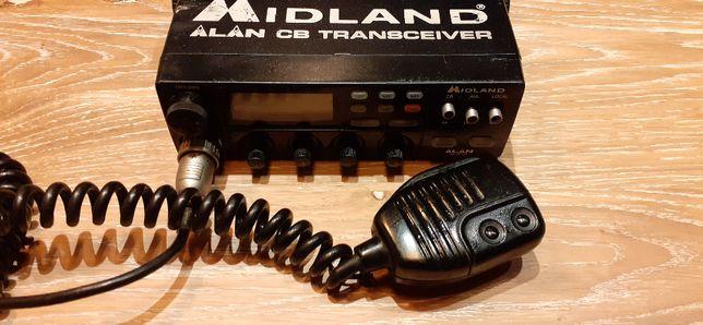 CB Radio Midland Alan 48 Plus Odblokowane Kanały