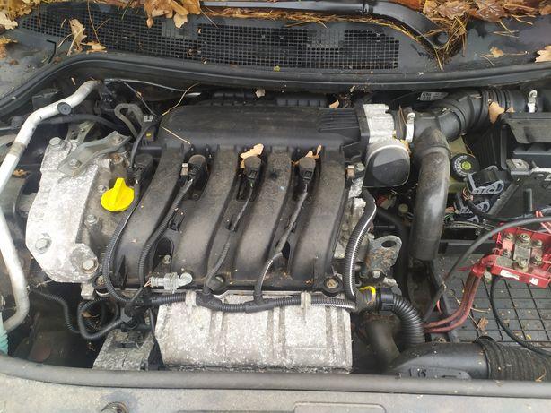 Silnik 2.0 16 v F4K Megane scenic laguna II Espace 140 km idealny !