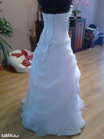 Nowiutka suknia ślubna idealna dla ciebie