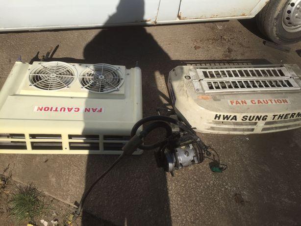 Холодильная установкаHVA SUNG Thermo HT-050-  