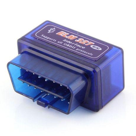 Автосканер ELM 327, OBD2, Bluetooth, 2 платы, версия 1.5