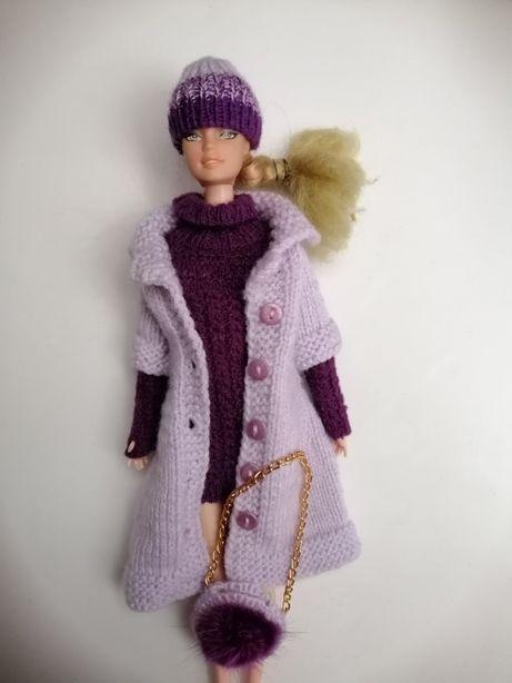 Одежда для кукол Barby Барби (платья, кофта, брюки) handmade