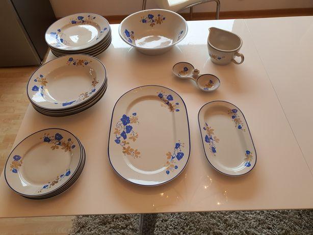 Komplet porcelany Włocławek Made in Poland wysyłka gratis
