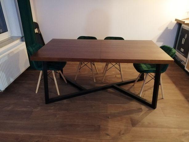Stół metalowy biurko ława stelaż regał nogi loft stolik kawowy spawane