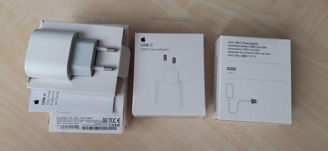 Zasilacz USB-C 20W do iPhone NOWY