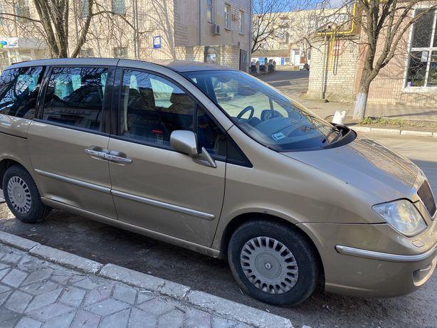 Продам авто LANCIA phendra 2,0 cdi 2004г.в.