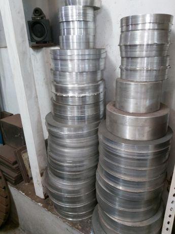 Partes / Pedaços / Bocados de Alumínio Maciço